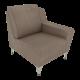 Low Arm Left Social Chair